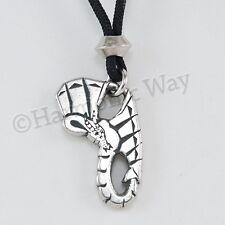NAMASTE DRAGON Necklace Yoga Amulet Sacred Knowledge Pendant