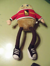 Vintage Famous Potatoes Plush Grown In Idaho Potato Buddy Stuffed Doll Figure