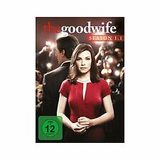 3 DVDs  * THE GOOD WIFE - STAFFEL / SEASON 1.1  # NEU OVP +