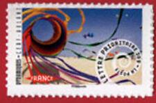 timbre autocollant n° 933a, Cerf volant, en planche issu du carnet Dynamiques