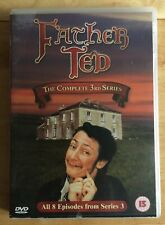 Father Ted DVD - The Complete 3rd Series - Used