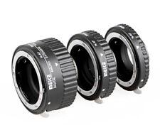 Automatik Makrozwischenringe Set  für Nikon