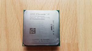 AMD Phenom II X4 955 Black Edition  (HDZ955FBK4DGI)