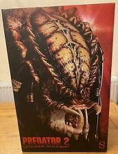 Sideshow Predator 2  Legendary Scale Bust 70/1000 AFSSC 347