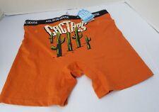 NEW Little BLUE HOUSE Men's Boxer CACTASS Cactus Shorts Underwear XL Hatley Gift