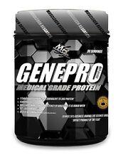 Genepro Musclegen Research Medical Grade Protein 30 Servings 11.8 Oz (New Look)