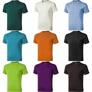 50x Bundle Elevate Unisex Short Sleeve T-Shirts Various Colours Wholesale Offer