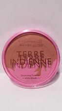 Terre Indienne Poudre De Soleil + Blush 08 Bronzed Paradise Gemey Maybelline