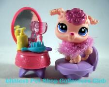 Littlest Pet Shop SUPER RARE FRENCH POODLE #2177 FREE ACCESSORIES! BRAND NEW!