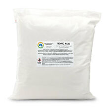 Boric Acid 2Kg Insect Bug Weed Pest Wood Mould Foot Flame Smell Washing Clean