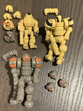 Onell Design Glyos Figure Lot Of 3