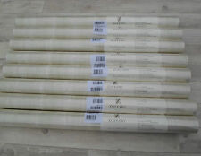 Zoffany Wallpaper - Valla - Gustavus Range - 8 Rolls - Unopened ZGUV02001  Chalk
