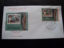 CONGO (brazzaville) - enveloppe 1er jour 9/11/1971 (B1)