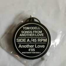 More details for tom odell songs from another love keyring new sealed size 2 inches monsters