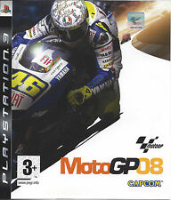 MOTOGP 08  MOTO GP 08 for Playstation 3 PS3 - with box & manual