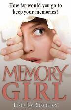 Memory Girl by Linda Joy Singleton (2016, Hardcover)