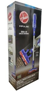 Hoover Impulse Grab & Go Cordless Multi-Attachment Vacuum BH53000 BRAND NEW