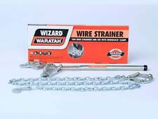 Wire Strainer - Waratah Wizard Wire Strainer Fence Tensioner *2039*