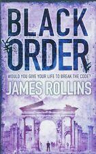 Black Order: A Sigma Force novel,James Rollins- 9780752882444