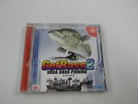 Get Bass 2 Dreamcast Japan Ver Dream Cast