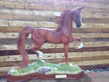 Calliope Porcelain Breyer Saddlebred Horse