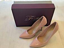 Fergie Women's Alexi Closed Toe Classic Pumps, Pink, Size 7.5