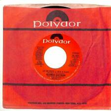 """Gloria Gaynor - Let Me Know (I Have A Right) - Import - 7"""" Vinyl Record Single"""