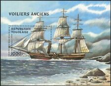 Togolaise/Togo 1999 Sailing/Paddle-steamer/Ships/Boats/Transport 1v m/s (b4212)