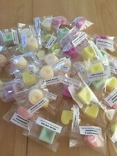 20 x Soy Wax Candle Melt Sample Box. Over 50 scents available!