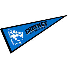 "Cheyney University Wolves 12"" X 30"" College Pennant"