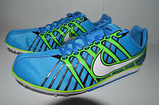 New Nike Mens Zoom Rival D 6 Track Spike Running Shoes 468649-413 sz 9