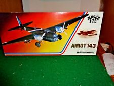 Heller Humbrol Model Kit Amiot 143 in 1/72 Scale