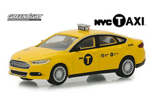 GREENLIGHT - 2013 Ford Fusion NYC New York Taxi Cab 1:64 Diecast US Hobby Lobby