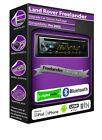 Landrover Freelander DAB radio, Pioneer stereo CD USB player, Bluetooth kit
