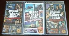 Grand Theft Auto (BLACK LABEL) Liberty and Vice City Stories AND Chinatown Wars