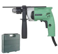 HITACHI DV16VSS 1/2 inch Electric Corded Hammer Drill 5.4 Amp VSR 2-Mode w/ Case