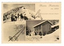 CARTOLINA BAITA BOLETTO  BRUNATE COMO