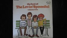 The Lovin' Spoonful-The Best of Volume Two-Kama Sutra-Album Vinyl LP Record