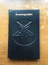 Demonographia Plancy Trident Occult Esoteric Magic Demonology Grimoire Diabolic