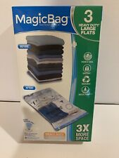 Magicbag Instant Space Magic Bag 3 Embossed Large Flats