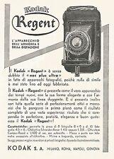 W9620 KODAK Regent - L'apparecchio dell'armonia.. - Pubblicità del 1936 - Old ad