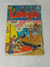 "LAUGH ""Archie Series""October No.271 1973"