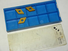 3 new VALENITE DNMG 432 LM SV315 Carbide Inserts DNMG150408-LM 10279