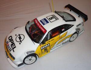 Opel Calibra  RC  V6 DTM  Thunder Tiger Racing  Wahlweise als NITRO und Elektro