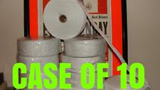 """(CASE of 10) 400' Exhaust Wrap 40' x 2"""" Exhaust/Header Wrap Exhaust Wraps/ties"""