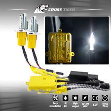 AC 55W H4 9003 HB2 HID Bi Xenon Hi/Low Headlight Conversion Kit 6000K White Lamp
