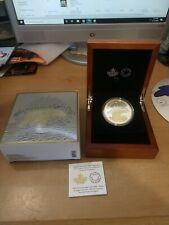 Canada Masters Club Silver Dollar Coin #6 – 140th Anniv of the Arctic Terr 2020