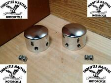 Harley 30-57 Springer Front Axle Nut Kit Colony 9405-3