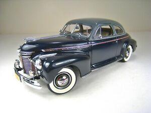 DANBURY MINT 1:24 Die Cast Metal 1941 Chevrolet Deluxe Coupe Ltd Ed - Near Mint
