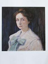 Wassily Kandinsky GABRIELE MÜNTER Kunstdruck russischer Maler art print